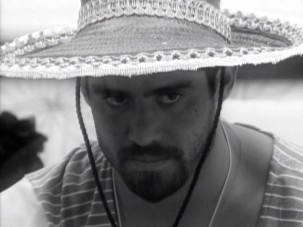 Pedro Bial disse que Yuri daria um bom ator do cinema mudo pelas suas expressões (28/2/12)