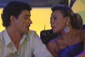 Fael e Fabiana conversam sobre a relação deles durante o confinamento (29/2/12)