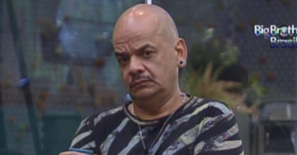 João Carvalho está preocupado com liderança de Yuri (2/3/12)