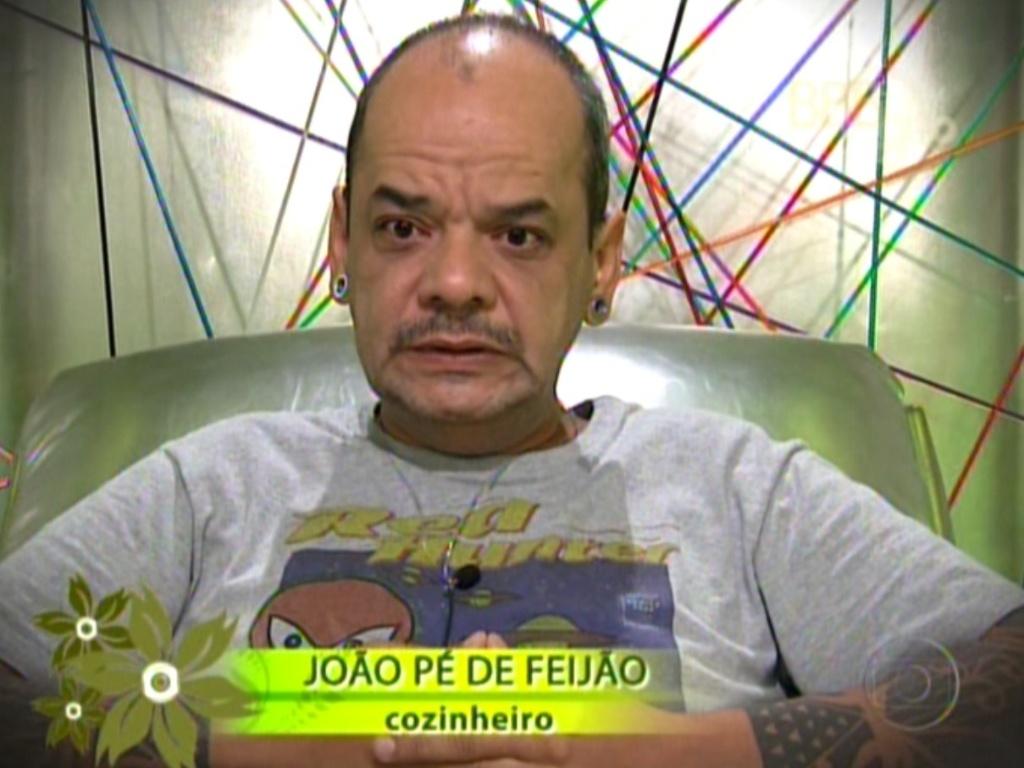 O cozinheiro João Carvalho conta que deu a