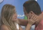 Rafa e Renata se reencontram e dizem que vão conversar sobre futuro do relacionamento - Reprodução/TV Globo