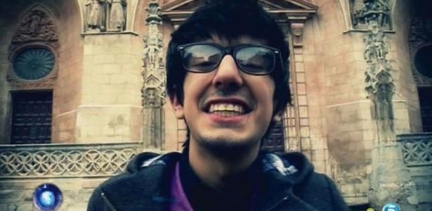 "Daniel, participante do ""Gran Hermano"" espanhol"