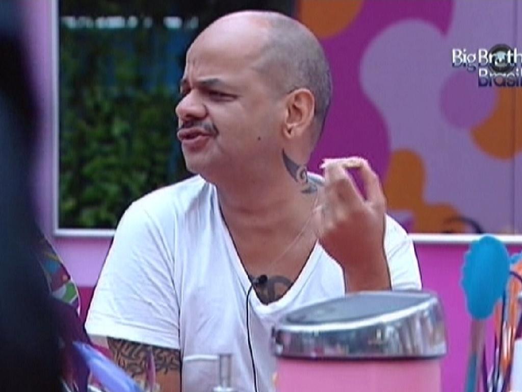 João Carvalho comenta prova do líder (9/3/12)
