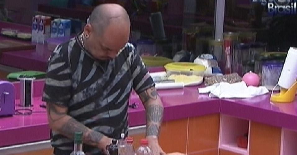 João Carvalho faz almoço (9/3/12)