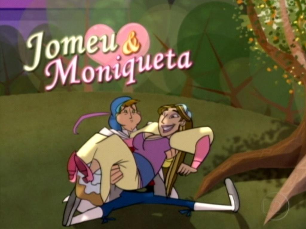 Edição do programa brinca com o romance entre Monique e Jonas (13/3/12)