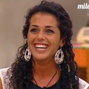 "Escolhida por Laisa, Noemi é a participante do ""Gran Hermano"" que passará uma semana na casa do ""BBB12"" (15/3/12)"