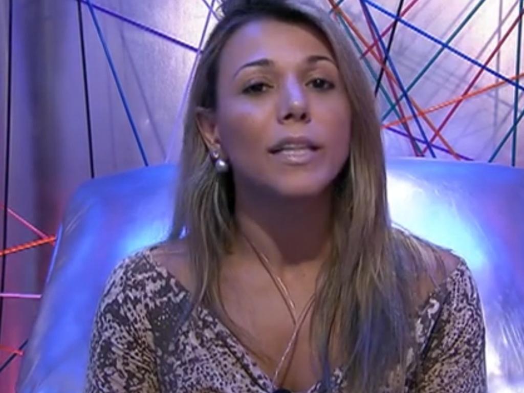 Fabiana indicou Monique ao paredão (16/3/12)