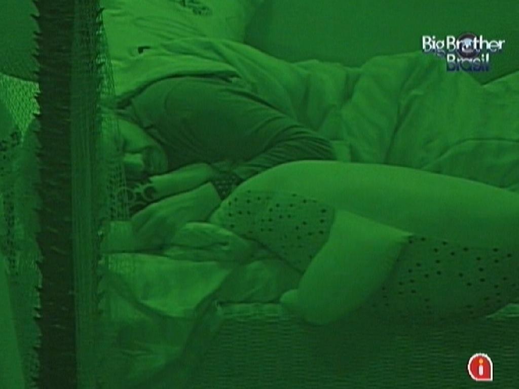 João Carvalho foi o primeiro brother a dormir (16/3/12)