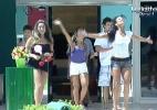 Veja as imagens deste domingo (18) - Reprodução/TV Globo
