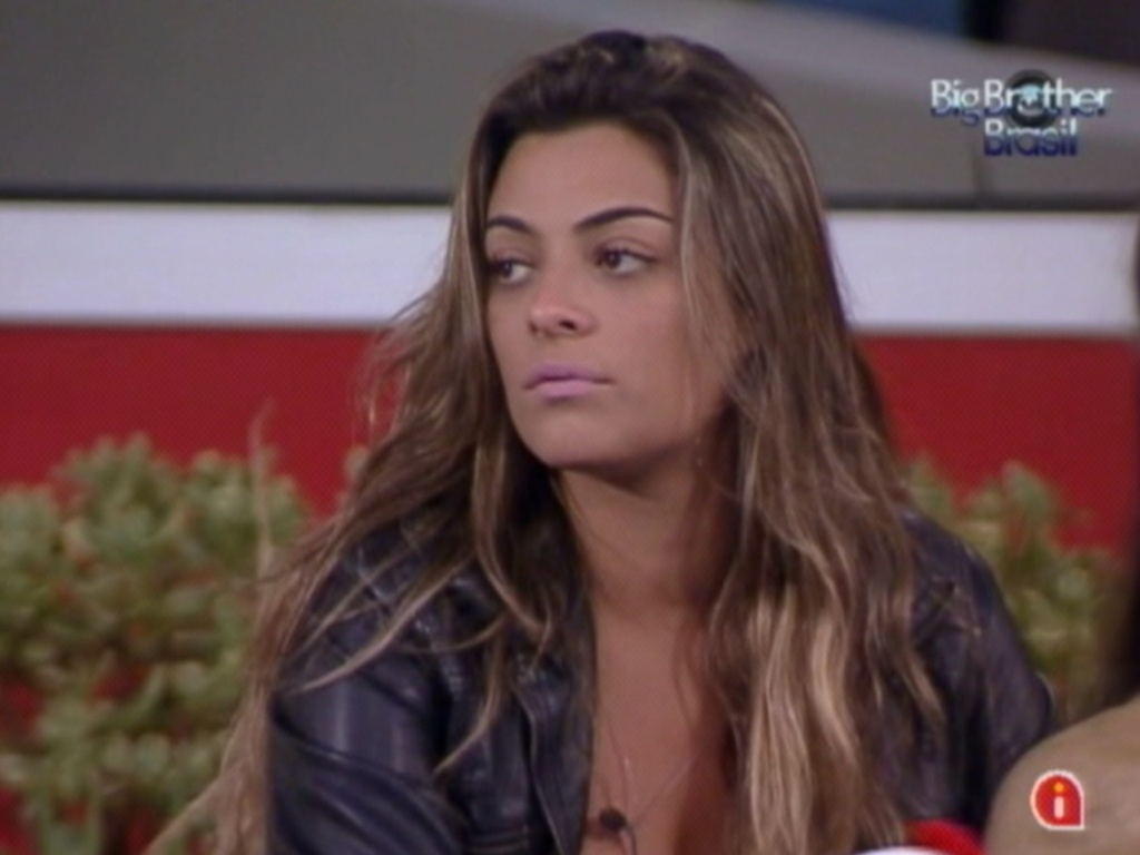 Monique se surpreende com paredão surpresa (17/3/12)