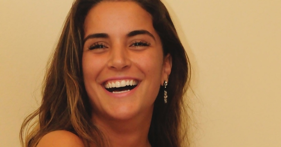 """A beleza de Laisa fez sucesso no """"BBB12"""" e no """"Gran Hermano"""", versão espanhola do reality"""