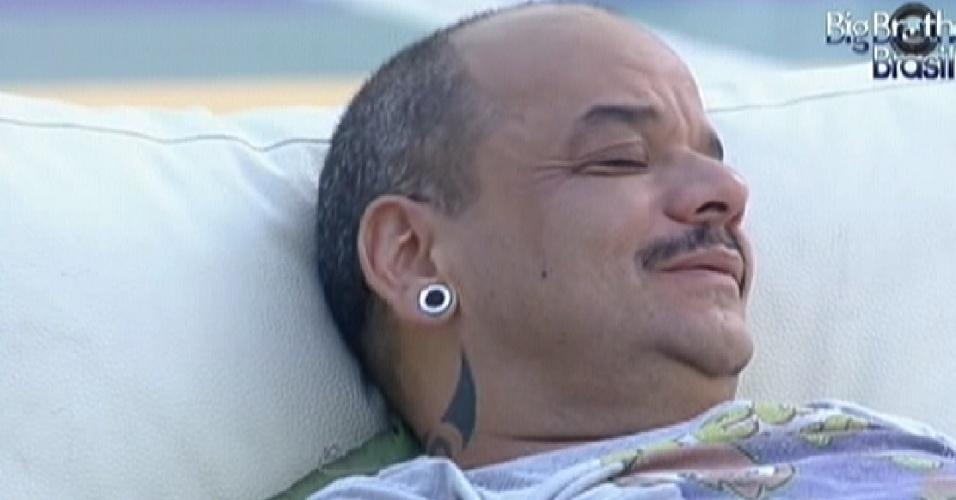 João Carvalho recebe o apelido de