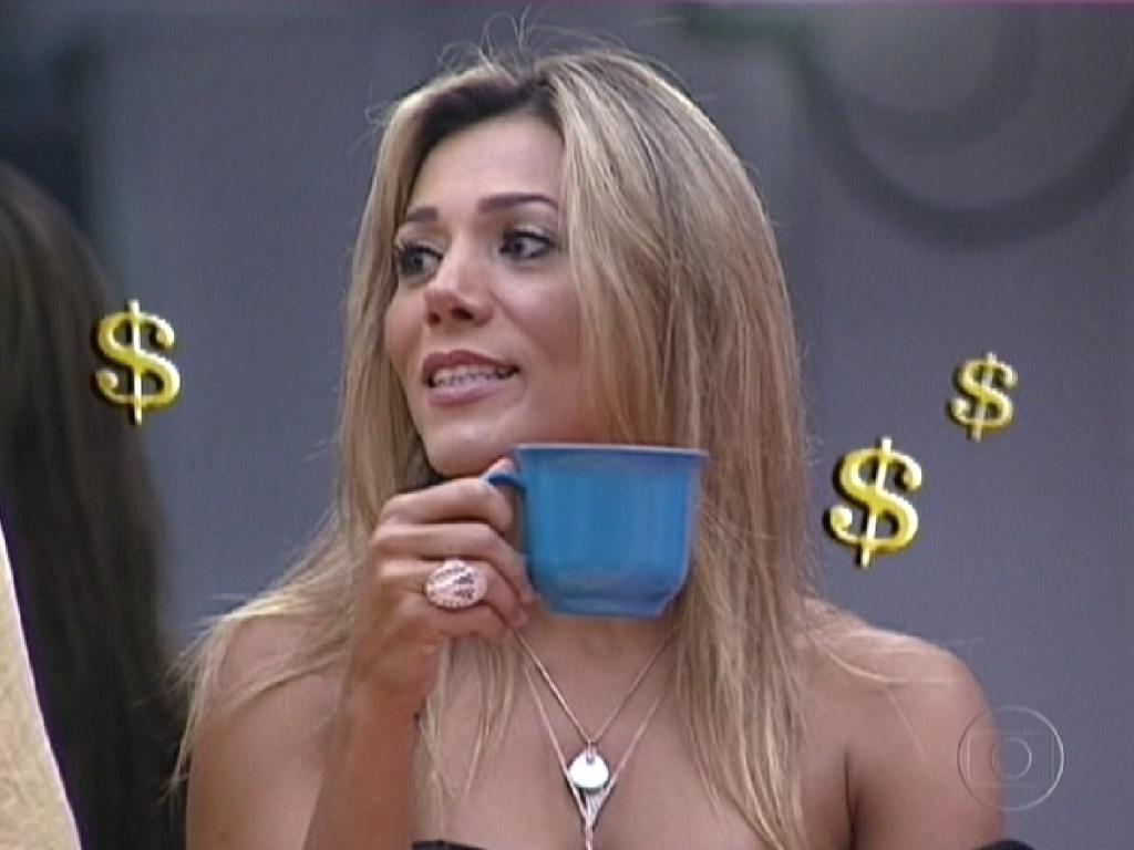 Fabiana fala sobre seu sonho de vencer o prêmio (20/3/12)