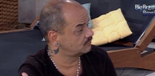 João Carvalho critica Fabiana (20/3/12)