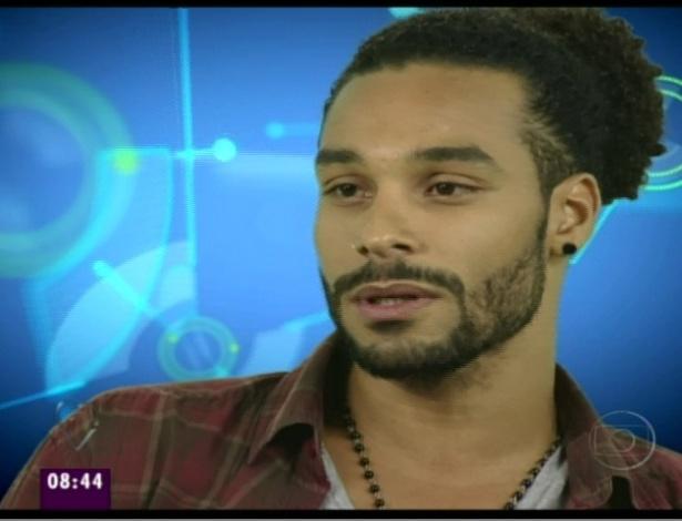 """""""Mais Você"""" exibe imagens da participação de Daniel no """"BBB"""" (21/3/12)"""