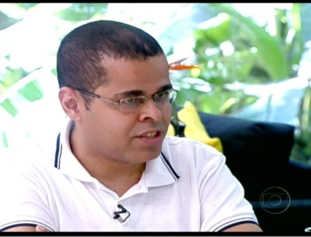 Marcelo, irmão de Daniel, participa do