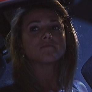 Fabiana afirmou que ficará dentro do carro até amanhecer (23/3/12)
