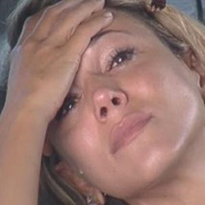 Fabiana chora durante disputa da liderança com Fael (23/3/12)