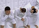 Newton, Ralf e Leo são confinados no Quarto Branco