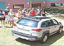 Milena vence a prova do anjo e ganha um carro