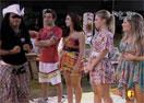Show de Carlinhos Brown agita os brothers e renova o clima da casa