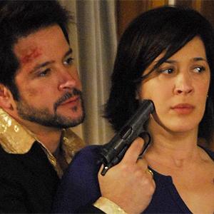 Flora mata Dodi e salva Donatela em