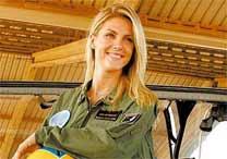 A modelo e apresentadora Ana Hickmann