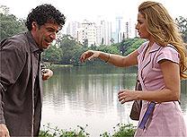 Flávio e Clarice têm de lidar com Dante e Beatriz