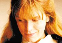 Ludmila Dayer no filme