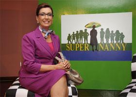 A supernanny Cris Poli saiu de São Paulo para encontrar novos casos para o programa