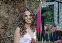Bárbara deixa Minas e vai morar no Rio por causa de uma grande amor