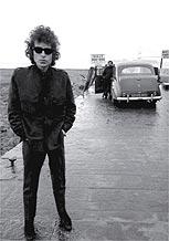 O cantor e compositor Bob Dylan