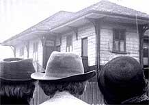 Cena de <i>A Casa Fechada</i>, adaptado da obra de Roberto Gomes