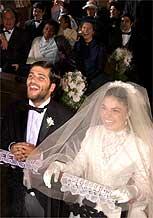 Ana do Véu e Ricardo vão se casar mas a noiva ficará na vontade