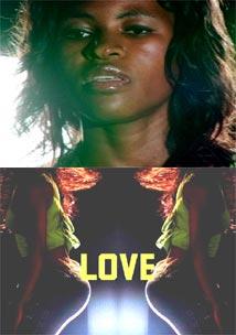 A funkeira Deize Tigrona está em duas vinhetas sobre sexo seguro da MTV