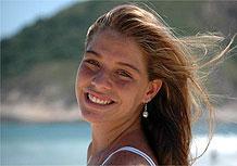 Drica é reencontrada pela sua família quando vendia camarõese era conhecida como Rosa
