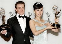 Thierry Fremont e He Lin, premiados como melhor ator e melhor atriz
