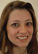 A candidata Karine Bidart foi demitida