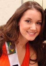 Tatiane Bezerra, candidata de Alagoas