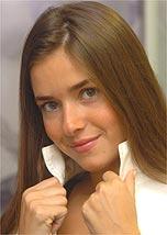 Monique Alfradique será a vilã Priscila da temporada 2006 da novela teen <i>Malhação</i>