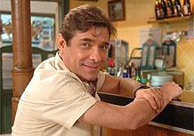 O ator Luiz Carlos Tourinho