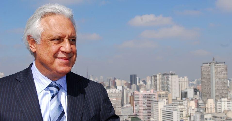 Antônio Fagundes, ator de