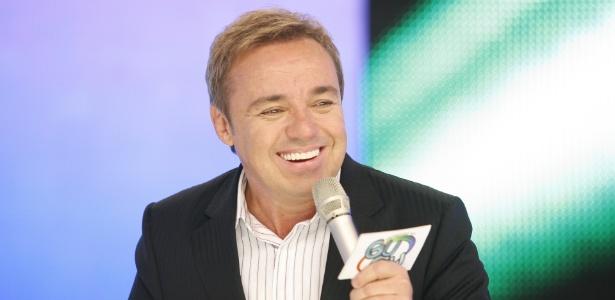 Gugu Liberato, apresentador de TV