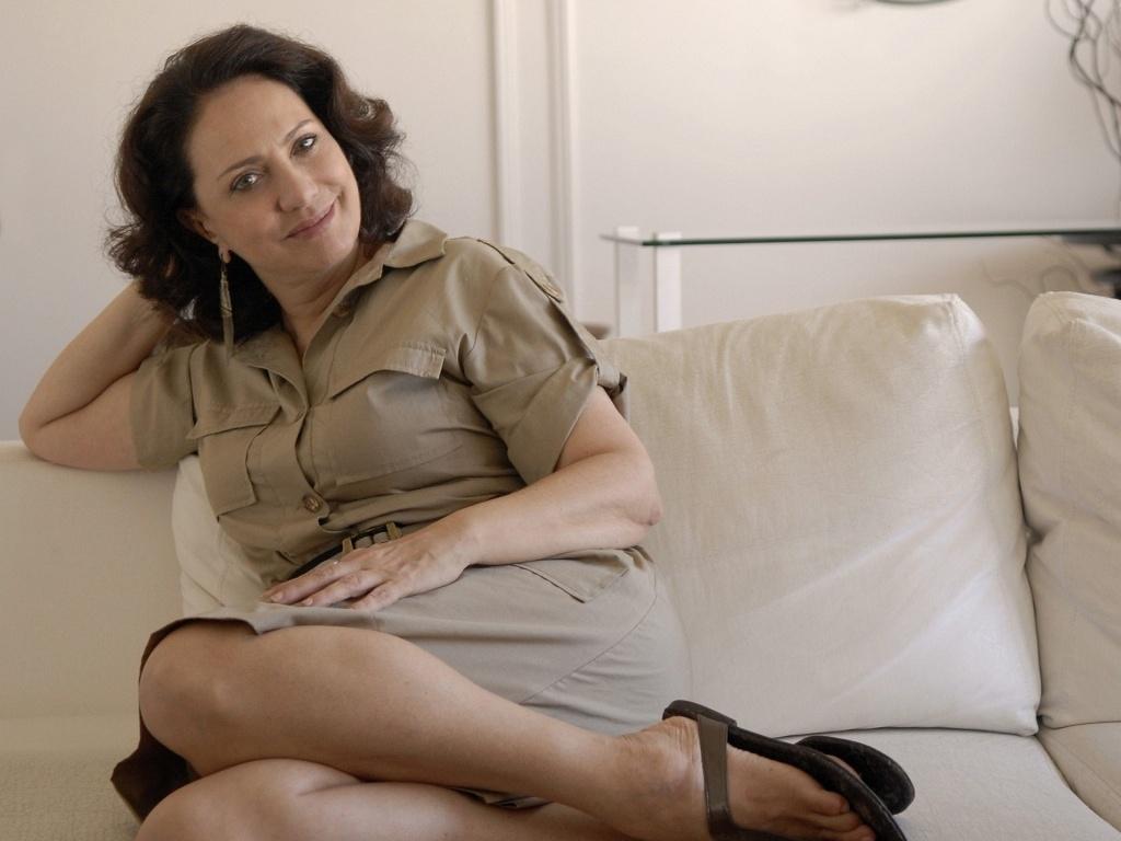 Eliane Giardini, atriz fala sobre