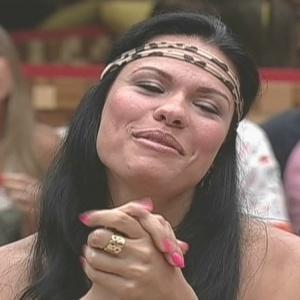 A ex-Miss Brasil Joseane ganhou mais uma chance de disputar o prêmio milionário do BBB