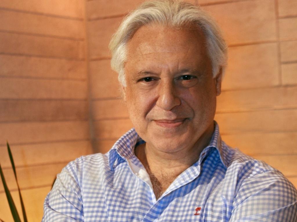 Antônio Fagundes, ator, em entrevista à coluna PopTevê (15/1/2010)