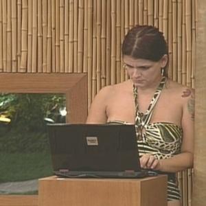 Lena foi uma que usou o microblog (18/01/10)