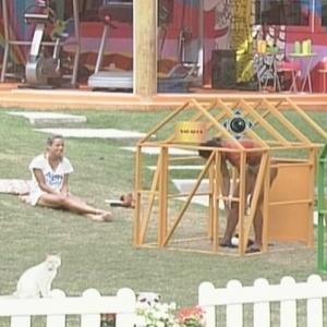 Fernanda fala do namorado de Lia para que a dançarina não desista da prova (29/1/10)