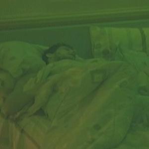 Todos dormem na casa do BBB 10 (5/2/10)