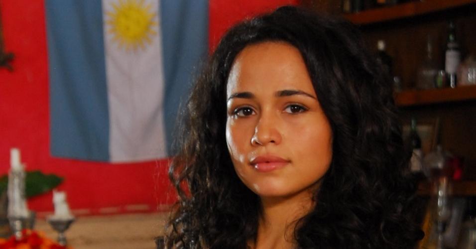 """Nanda Costa na pele de Soraia, em """"Viver a Vida"""""""
